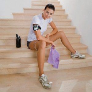 Картинка с примером фитнес-уборки