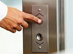 кнопка лифта