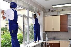 уборка мытье окон